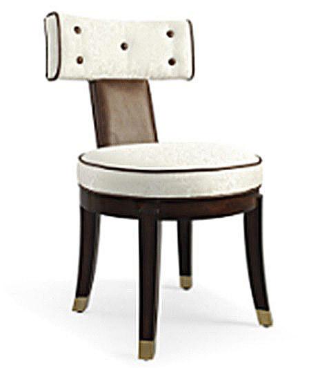 Lu qi moderna neocl sico americano estudio en el hogar for Sillas de madera comodas