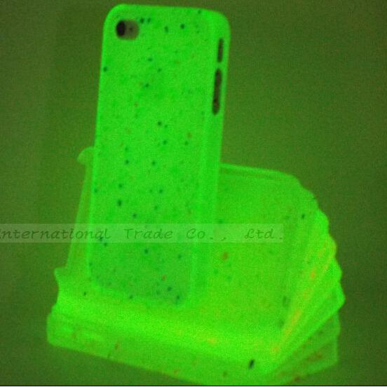 Etui iPhone 4/4S Transparent Spots różne wzory