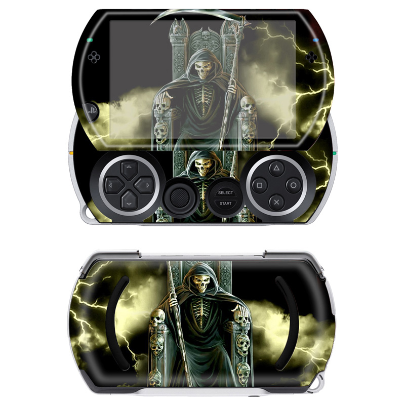Colorskin GOD of War Sticker Protector for Sony PSP GO skins Stickers for PSPGO Game Accessories for PSP GO(China (Mainland))