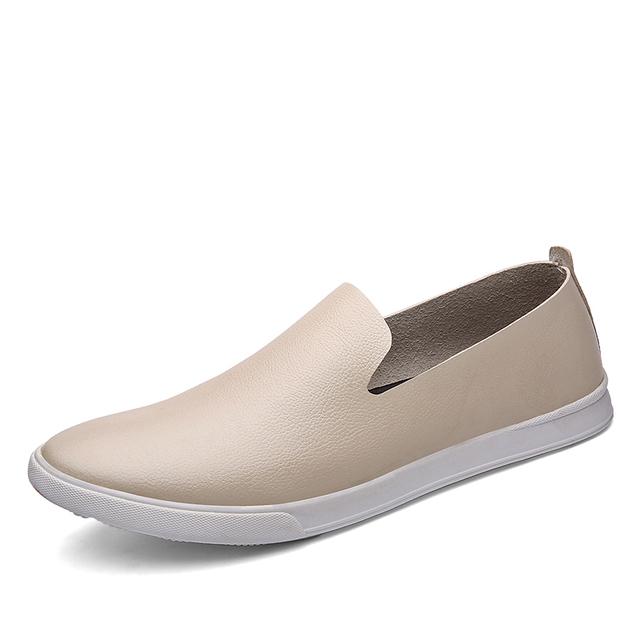 Колледж Ветер Англии мужчины обувь EUR37-46 Квартиры обувь Мужчины Складные Верхsider ...