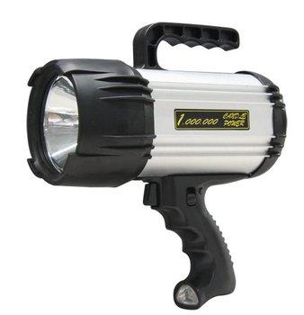"""4"""" Rechargeable Spotlight 6V 8W H3 Halogen Bulb Tirol Sample"""