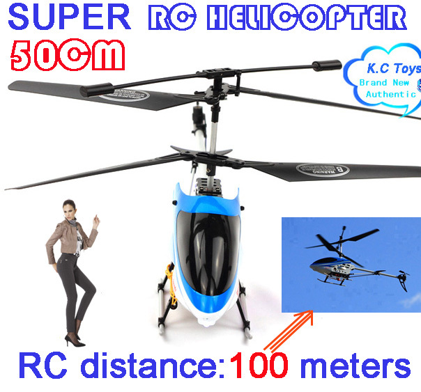 50cm super 3.5CH Helicopter Remote Control Toys RC Heli Copter Drone Quadcopter(China (Mainland))