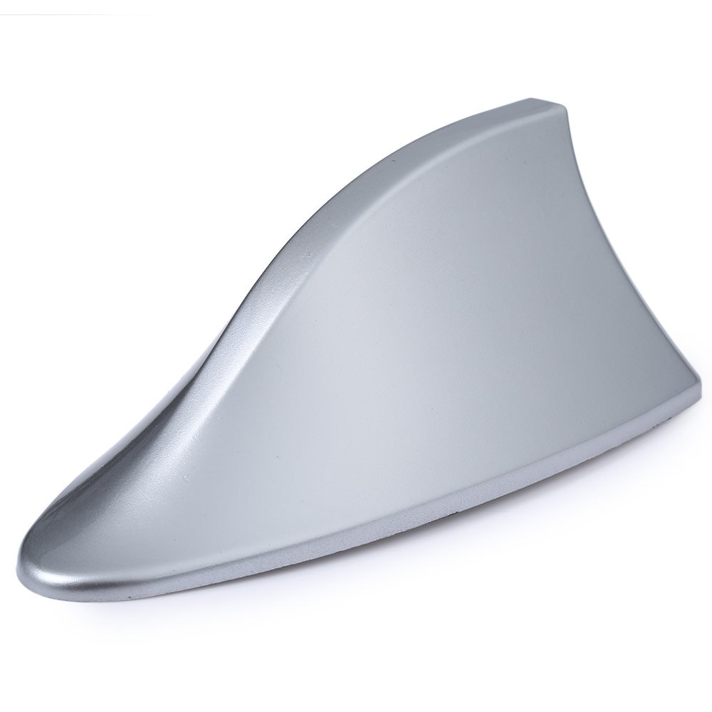 Vehicle Radio FM Antenna Aerial Universal Car Roof Mounted Shark Fin Shaped Signal Strong Signals UV Protected Auto Decoration(China (Mainland))