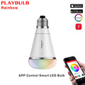 PLAYBULB Rainbow Color LED Light Bulb Wireless Bluetooth APP Remote Control Group Dimmable Party Decoration Lighting