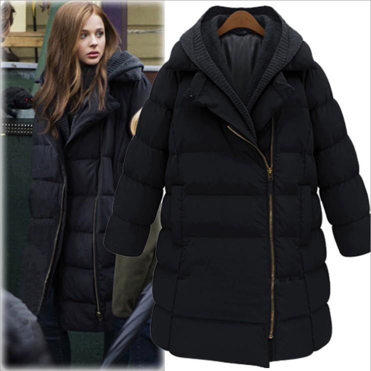 Womens Down Filled Coat