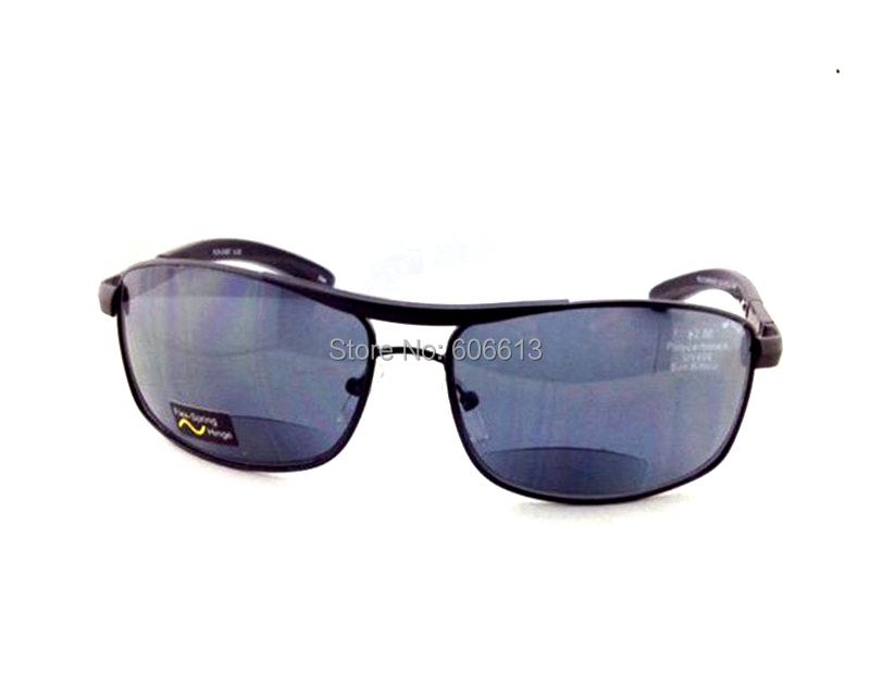 New UV400 Sun Readers Flex Spring Hinge Bifocal Sunglasses Diopter +1.25/ +1.50/+1.75/+2.0/+2.25/+2.5/+3.0 6Pcs/Lot(China (Mainland))