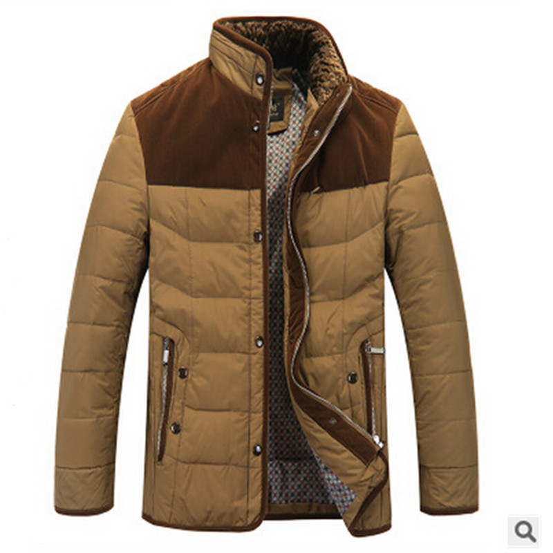 2016 Latest Men Down jacket Parka Winter Keep warm Coat Big yards Leisure Thick Outdoor High quality Men Winter Coat BN201(China (Mainland))