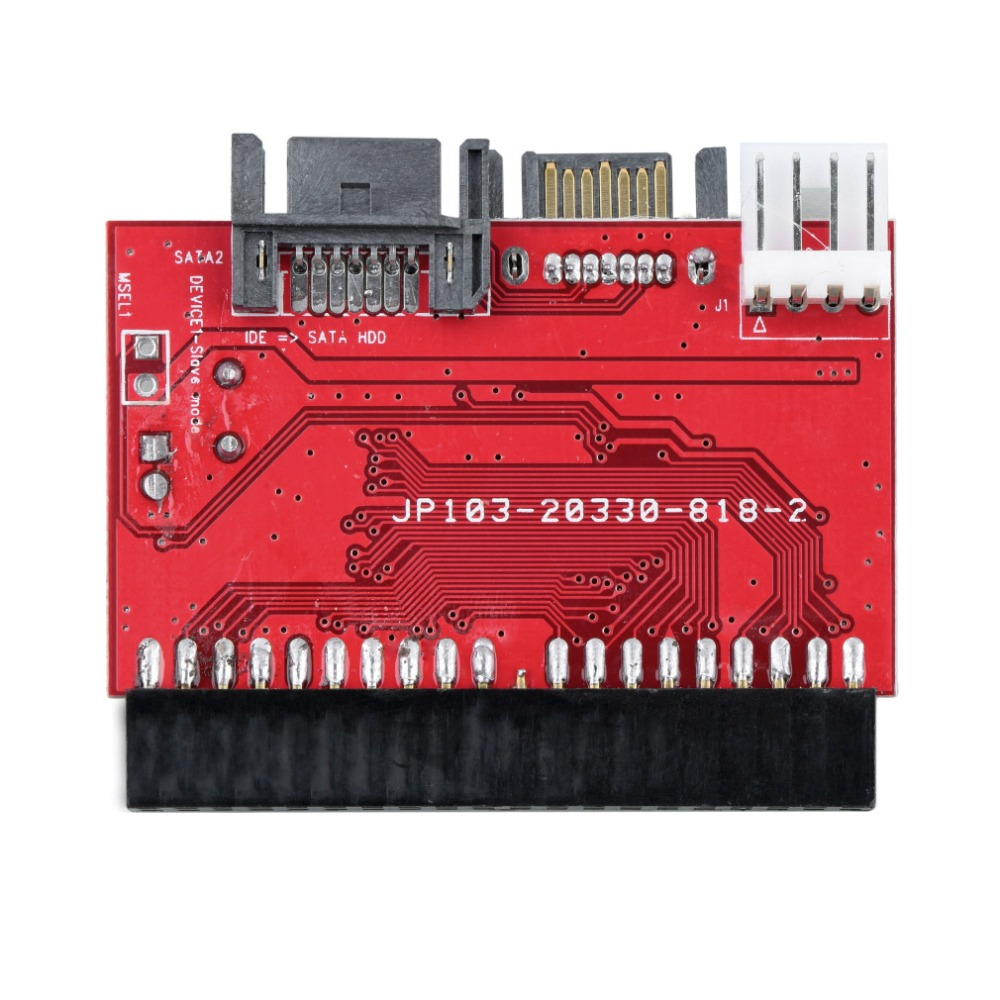 New Arrival 2 in 1 SATA to IDE Converter or IDE to SATA Converter Hot Selling(China (Mainland))