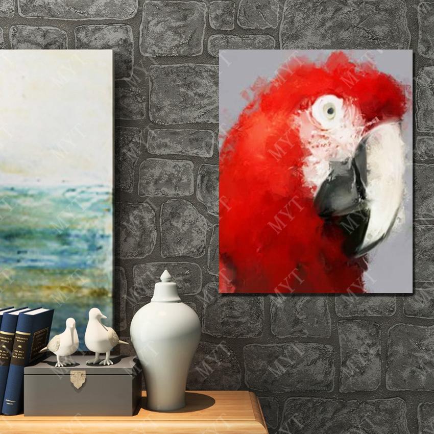 toile d 39 oiseau d 39 huile peinture promotion achetez des toile d 39 oiseau d 39 huile peinture. Black Bedroom Furniture Sets. Home Design Ideas