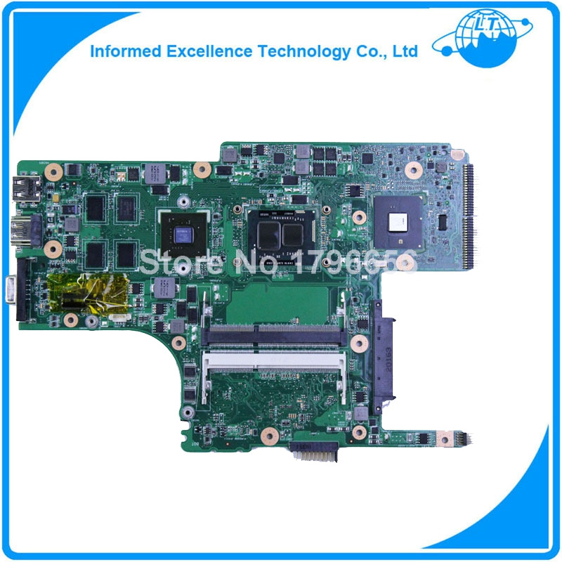 for asus UL30JT laptop motherboard for intel I5 cpu 520M with integrated graphics card 100% tested(China (Mainland))