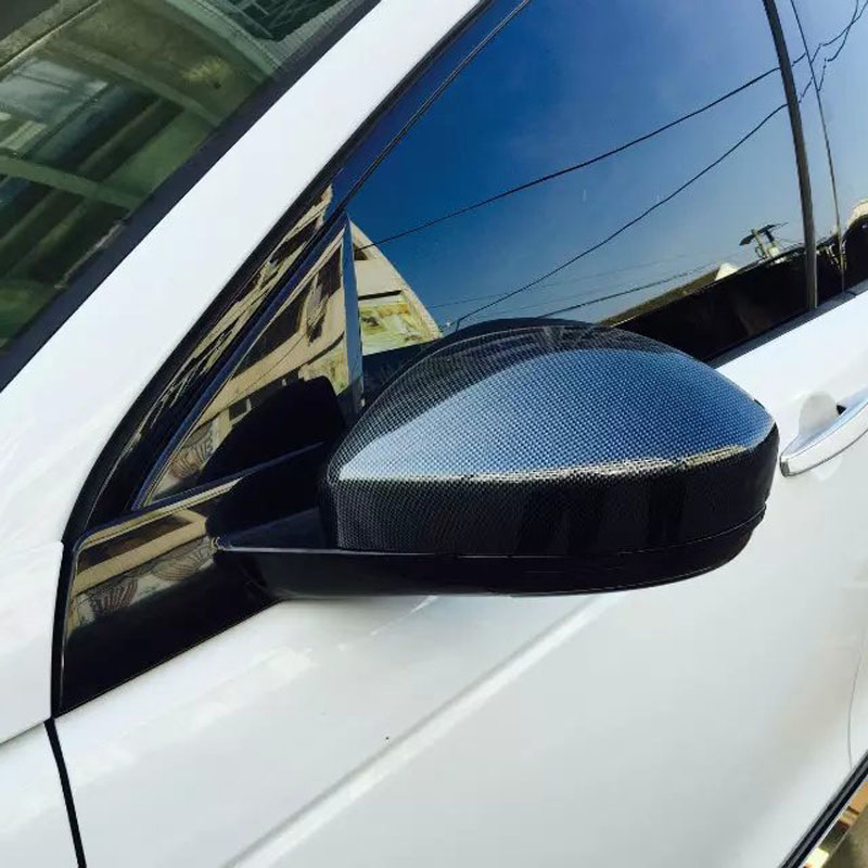 China Manufacture Carbon Fiber Side/Door Mirror Cover For Land Rover Discovery Sport 2015 Car Accessories(China (Mainland))