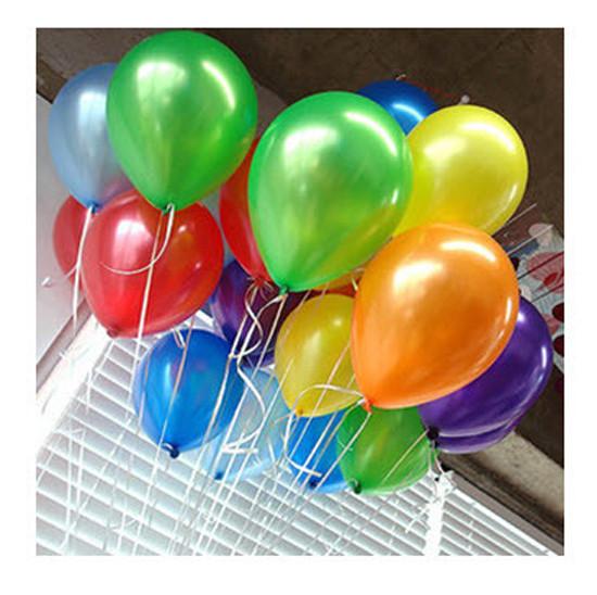 Party Balloon 100 Pcs Air Balloons 10 inch Happy Birthday Decoration Kids Celebrations LATEX BALLOONS Wholesale helium balloon(China (Mainland))