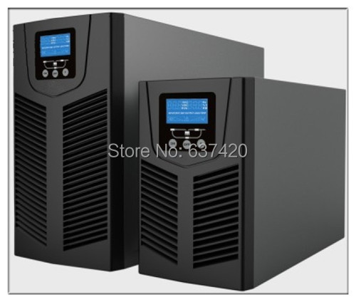 1kva UPS work With External batteries Long Time Backup Online UPS 800W PC UPS 1kva UPS 110V input 110V output(China (Mainland))