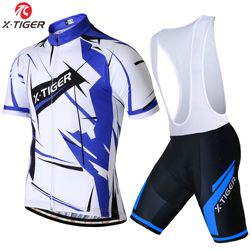X-Tiger Thaddeus Bicycle Wear Ropa Ciclismo/Flour Green Maillot Cycling Clothing bicycle jersey/MTB Bike uniform Cycling Jersey(China (Mainland))