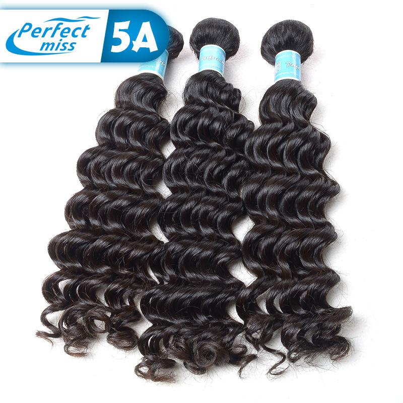 Cheap Mink Brazilian Deep Wave Human Hair Brazilian Virgin Hair Top Extensions Hair Bundle Deals Remy Style Short Fine Deep Wave(China (Mainland))