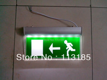 3W LED Emergency Exit Light CE RoHS 3 Years Warranty 10pcs a lot Epistar Chip Emergency