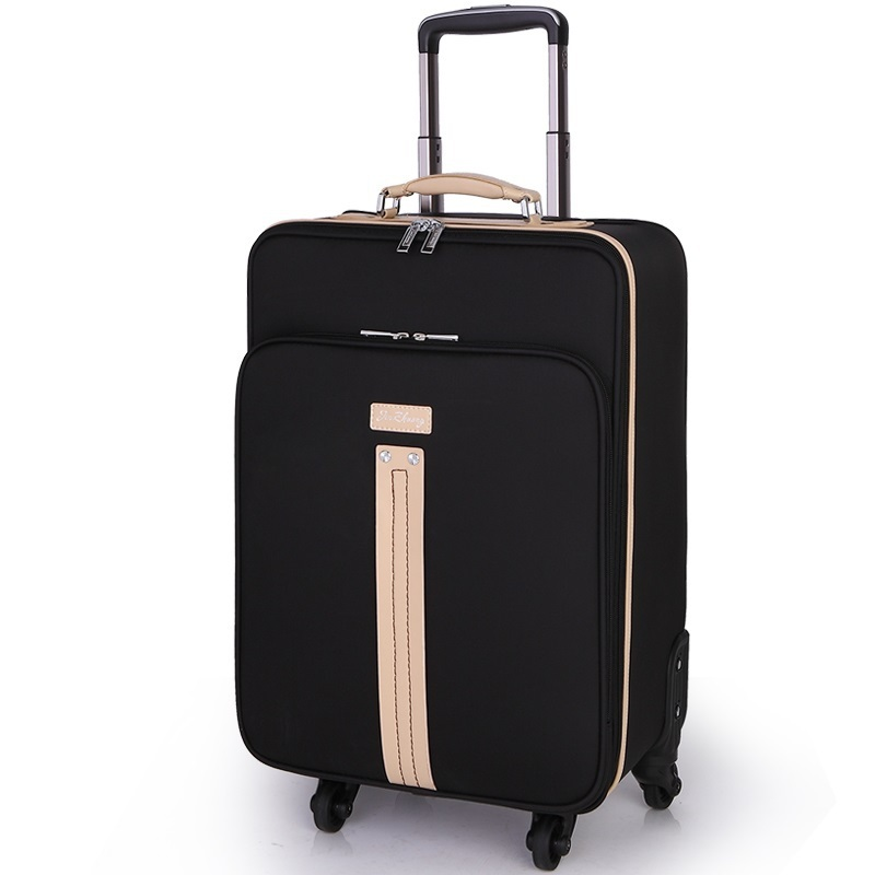 Business trolley spinner 20-inch suitcase luggage bag female 16-inch boarding computer luggage(China (Mainland))