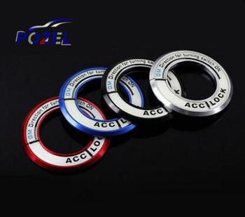 Freeshipping luminous Ignition Switch Key cover Ring case for Chevrolet chevy Cruze Opel Astra Corsa Antara Meriva Zafira refit