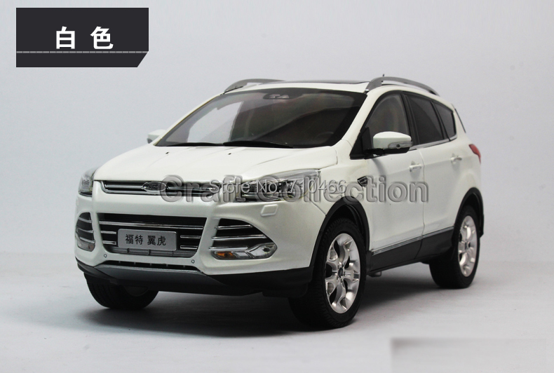 2013 New 1:18 Ford Kuga Escape Metal Toy Car Off Road Diecast Model Car Urban Vehicle Crossover SUV(China (Mainland))