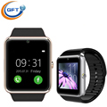 GFT GT08A wearable device Bluetooth Smart Watch with SIM Card Slot and Cell Phone touch screen