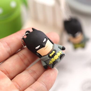 super heros usb 2.0 USB flash drive pen drive 8gb 16gb 32gb 64gb cartoon Avengers USB Stick memory Pendrive U Disk creative Gift(China (Mainland))
