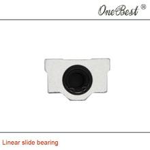 2Pcs SCS12UU Linear slide bearing inner hole 12mm Box Slider 3D printer platform to promote the