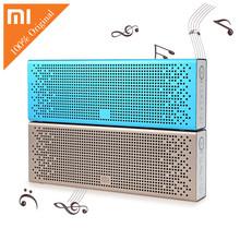 Buy Original Xiaomi Mi Bluetooth Speaker Handsfree Wireless Speaker Stereo Mini Portable Bluetooth Speaker Phone iphone TF Card for $37.23 in AliExpress store