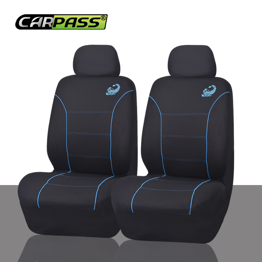 Seat Covers & Supports Car Seat Cover Universal Fit Most Car Covers Auto Interior Decoration Accessories Car Seat Protector(China (Mainland))