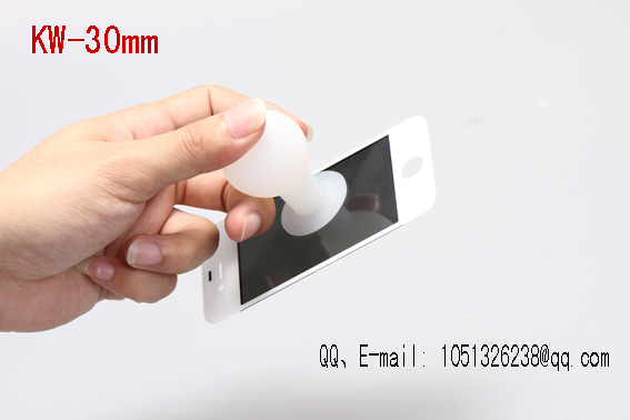 factory direct! Phone screen suction cups, without leaving marks suction bulb, lcd glass mirror sucker. Various types diameter.(China (Mainland))