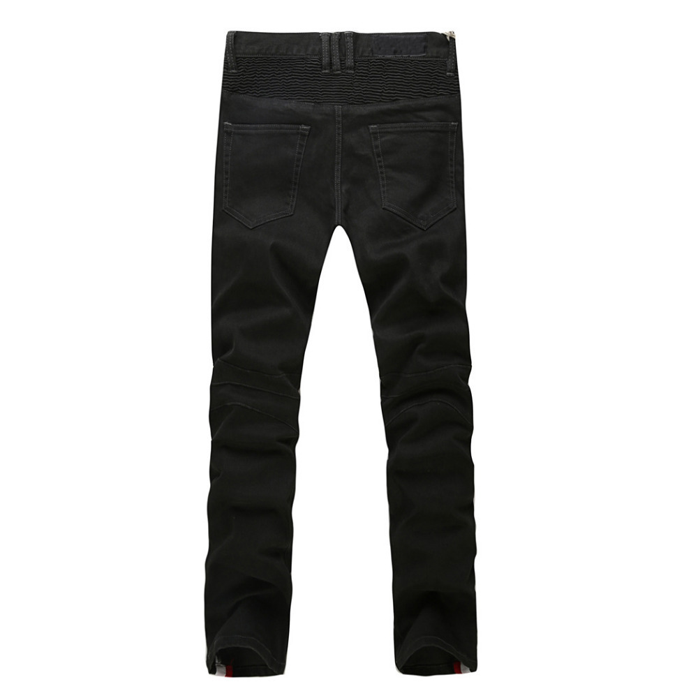 Denim Black Jeans - Jeans Am