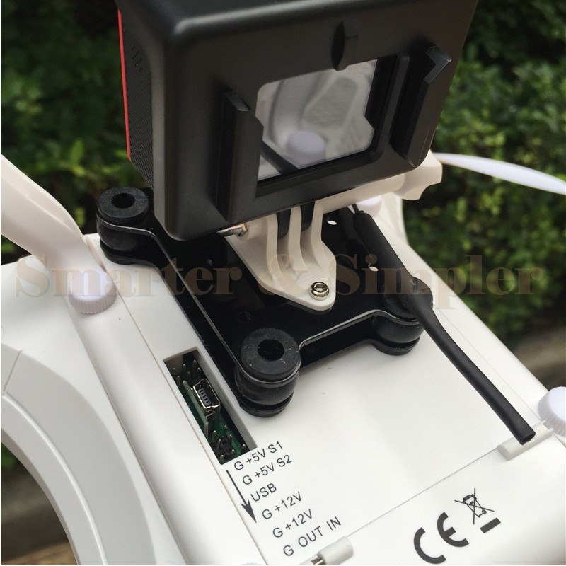 Professional Drone Cheerson CX-20 CX20 CX 20 RC Quadcopter With SJ7000 14MP Camera OR No Camera GPS AUTO Go Home VS Phantom 2