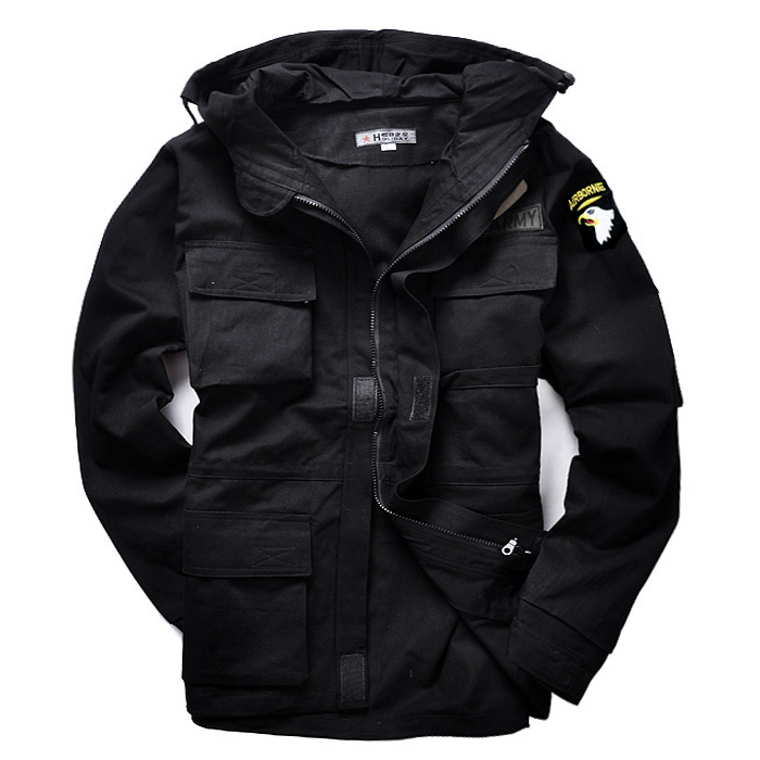 Military style M65 jackets for men pilot coat usa army 101 air force bomber outdoor fleece jacket 2015 Free Shipping(China (Mainland))