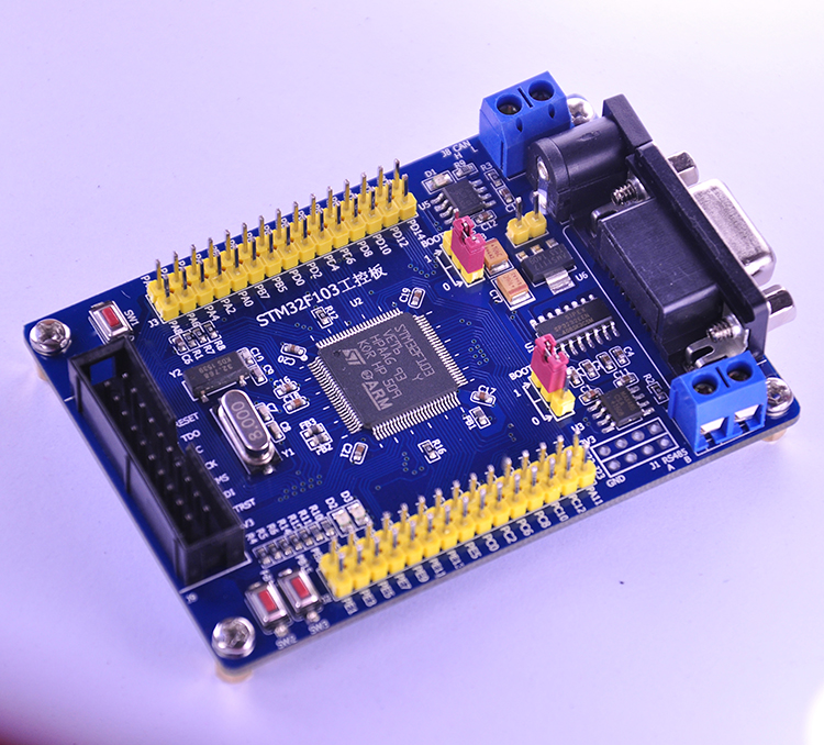 STM32 development board CAN RS485 STM32F103VET6 minimum system ARM MCU learning(China (Mainland))