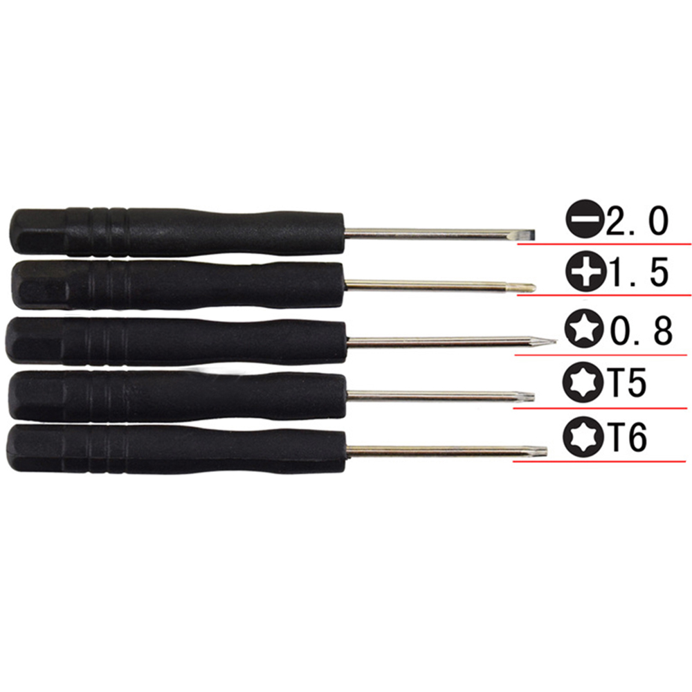 10 In 1 Mini Multi-Function Magnetic Precision Screwdriver Set for Apple iPhone iPad HTC Cell Phone Tablet PC