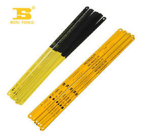 PRETTY 32T 12x12x0.6mm Yellow Hacksaw Blade 45# High Carbon Steel 1 piece<br><br>Aliexpress