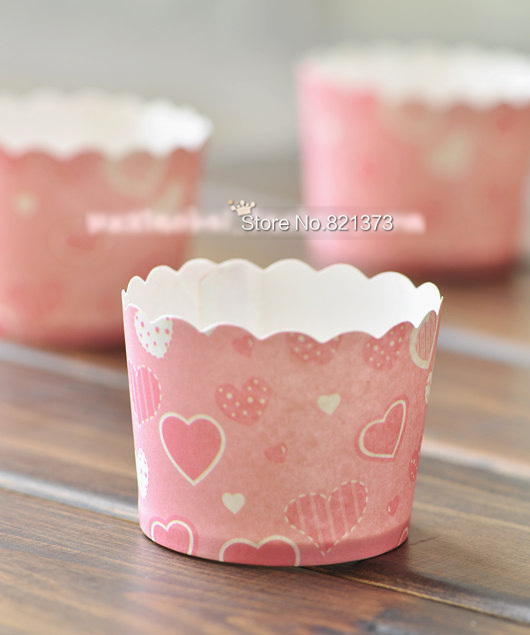 Free Shipping Baking Tools Wedding Party Paper Muffin Cake