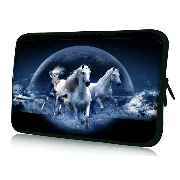 """Horse 7'' Soft Sleeve Bag Case Pouch For 7"""" Samsung Galaxy Tab P1000/ HTC Flyer Table(China (Mainland))"""