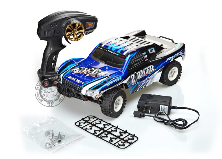 All Wheel Drive Rc Cars : Speed g all wheel drive remote control car at a high