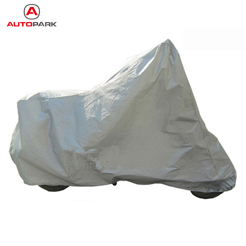 Motorcycle Bike Moped Scooter Cover Sunscreen Heat Protection Dustproof Anti-UV Scratch-Resistant Prevention Covering(China (Mainland))