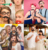 NEW ! Wedding Photo Booth Party Props LIPS, MUSTACHES, GLASSES & Sticks Set of 16pieces