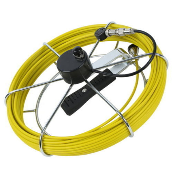 20M Pipe Inspection Camera Sewer Video Snake Plumbing Pumps Tool Wire Cable(China (Mainland))