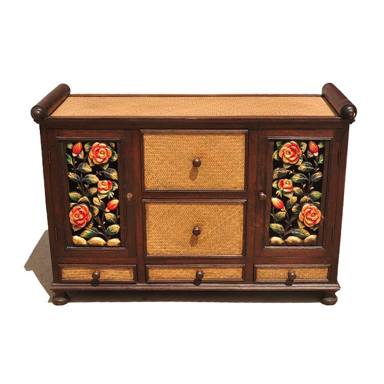 meubles en bois de rotin promotion achetez des meubles en bois de rotin promotionnels sur. Black Bedroom Furniture Sets. Home Design Ideas