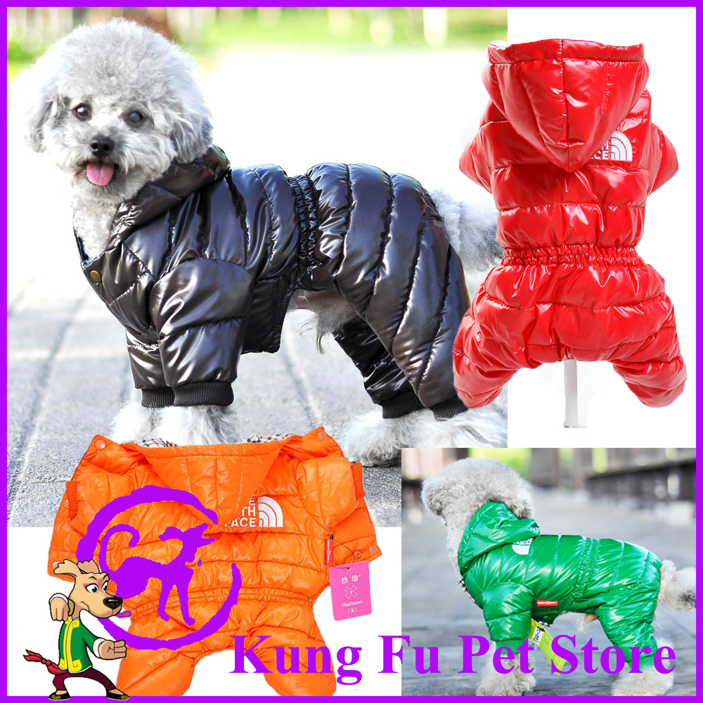 2015 New Thickening Of Dog Down Jacket Large Size Winter Dog Clothes Pet Coat Products For Animals Free Shipping P036(China (Mainland))