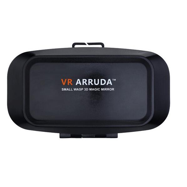 "VR Arruda Virtual Reality Headset 3D Glasses Google Cardboard Small Wasp Magic for 3.5 - 6 "" Smartphon(China (Mainland))"