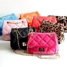 2015 new children handbag kid's bag child Shoulder Bag Purse Messenger Bag Fashion multicolor girl's handbag(China (Mainland))