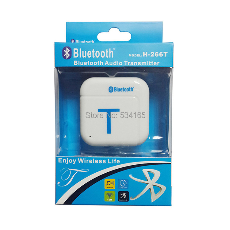 Аудио колонка 2015 Bluetooth h/266t USB Dongle 3,5 A2DP v1.2 H-266T 5 x 1w led driver w gu10 connector base white