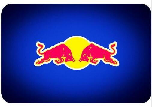 Custom Red Bull Racing Rugs Funny Doormat Bedroom World Cup Mats Red Bull Racing Bathroom Carpets Kids Rome Home Decor #D-113#(China (Mainland))