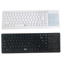 Best Wireless Keyboard Gaming 2.4Ghz Backlit Wireless Keyboards with Touch Pad Multifunction for Desktop Laptop Notebook Keypad