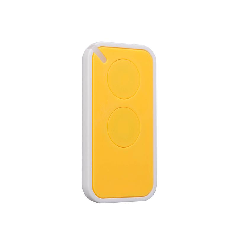 Remote Control Nice Era INTI2Y yellow transmitter key fob rolling code 433,92Mhz<br><br>Aliexpress
