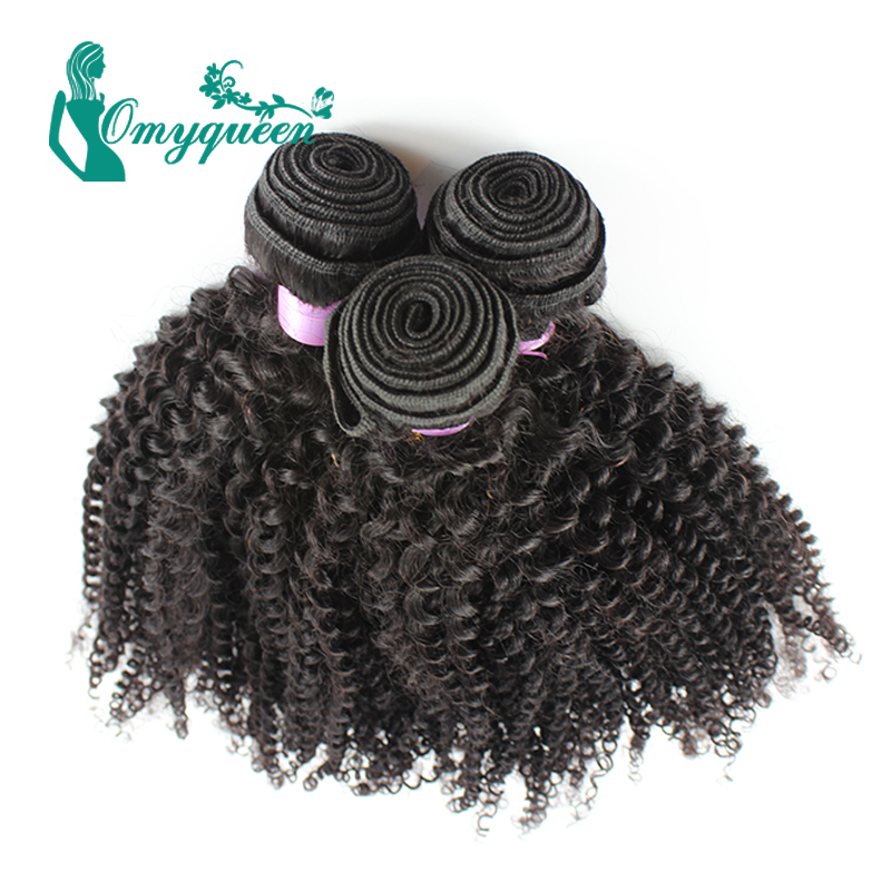 Unprocessed 6A Malaysian Kinky Curly Virgin Hair 3pcs lot Virgin Malaysian Kinky Curly Human Hair Weaves Natural Color Free Ship<br><br>Aliexpress